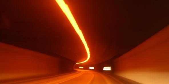 Flopper Der er tunnel for enden af lyset
