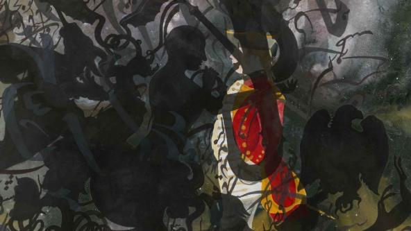 SHAHZIA SIKANDER: THE LAST POST DETAIL