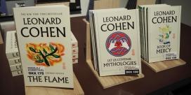Leonard Cohen books