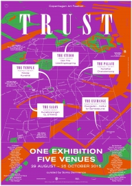 TRUST - ONE EXHIBITION - FIVE VENUES